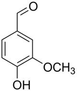 structure Vanillin